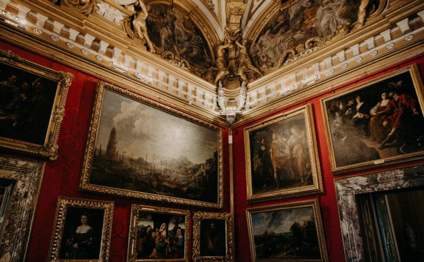 Экскурсия в палаццо Питти